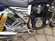 Yamaha XJR 1200/1300 1998 - 2002 paneles laterales con el logotipo de acero pulido no más