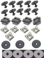 Audi S4 A4 Quattro Engine Protection Pan Hardware Installation Kit 27 Piece