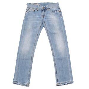 9549U-jeans-bimba-DONDUP-LAMBDA-denim-pant-trouser-kid