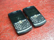 Lot of 2:BlackBerry Curve 8350i - Black Southern LINC Smartphones PARTS & REPAIR
