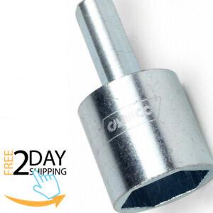 Socket For Leveling Scissor Jack Rv Camco Trailer Camper Drill Lifting Up Tool Ebay