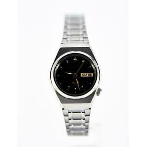 Citizen-Classic-Automatic-Women-039-s-Stainless-Strap-Watch-PD2460-62E