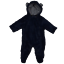 Baby-Snowsuit-Soft-Faux-Fur-Hooded-All-In-One-Snow-Suit-Romper-Pramsuit Indexbild 2