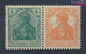 aleman-Imperio-w5-con-charnela-1919-Germania-7451308