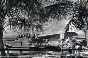 Pan-Am-Flying-Boat-photo-Philippine-Clipper-Martin-MB-130