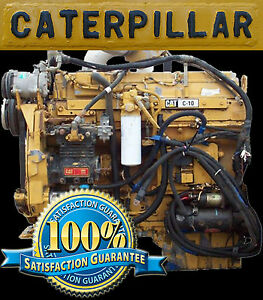 CATERPILLAR-CAT-3126-ON-HIGHWAY-ENGINE-REPAIR-SERVICE-MAINTENANCE-MANUAL