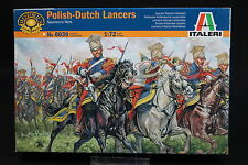 XU142 ITALERI 1/72 figurine 6039 Polish-Dutch Lancers Lanciers Polonais Hollande