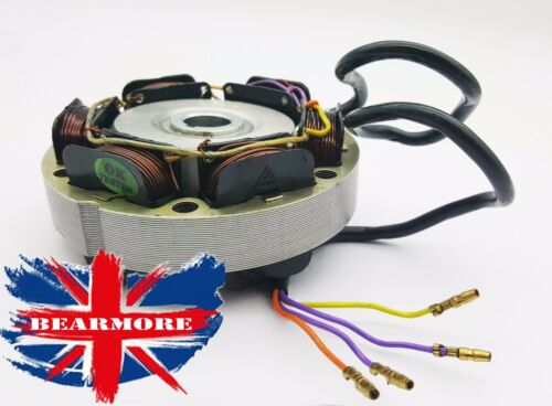 ROYAL ENFIELD 12V 4 WIRE ALTERNATOR AND ROTOR |Compatible For