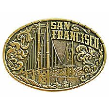San Francisco Golden Gate Belt Buckle OBM139 IMC-Retail
