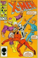 Uncanny X-Men # 215 (Alan Davis) (USA, 1987)
