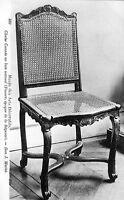 CPA Musée Arts Décoratifs - Chaise Cannée en Bois Naturel (Epoque Régence)