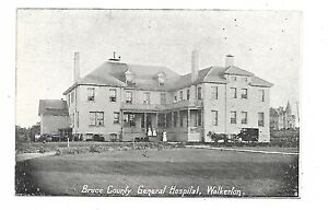 Bruce-County-WALKERTON-ONTARIO-General-Hospital