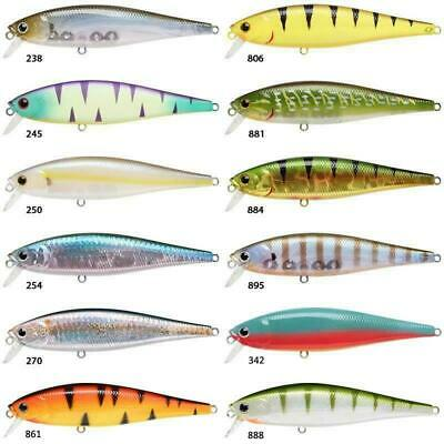 Lucky Craft Pointer 100 DD 10cm 16,5g Fishing Lures Choice Of Colors