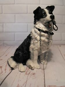 BORDER-COLLIE-DOG-FIGURINE-ORNAMENT-FIGURE-BLACK-AND-WHITE-SHEEPDOG-FIGURE-GIFT