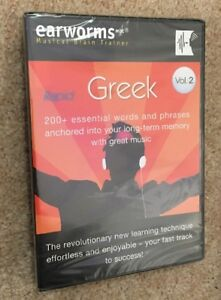 Learn To Speak Greek - Vol 2: 200+ Essential Words/Phrases. Brand New. SEALED.