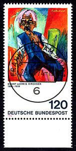 823-Vollstempel-gestempelt-EST-Ersttag-mit-Gummi-Unterrand-BRD-Bund-Deutschland