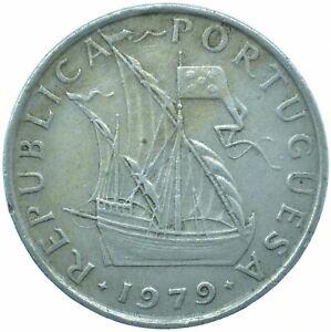 Portugal, 5 Escudos, 1979      #WT25407