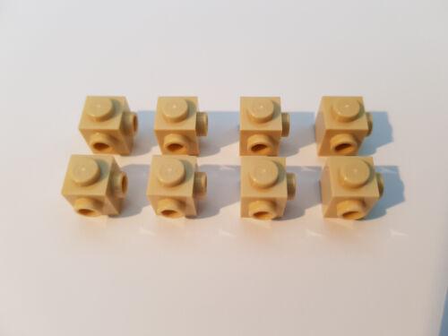 #aa53 Tan LEGO ® 8 x 26604 pierre 1 x 1 avec rien à 2 pages Beige 6175968