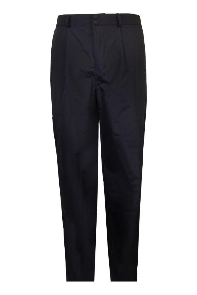 PROQUIP Aquastorm Pro Étanche PX1 Pantalon noir