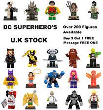 DC Minifigure Batman Lego & Custo Minifigures Suicide Mini Figure BUY 3 & 1 FREE