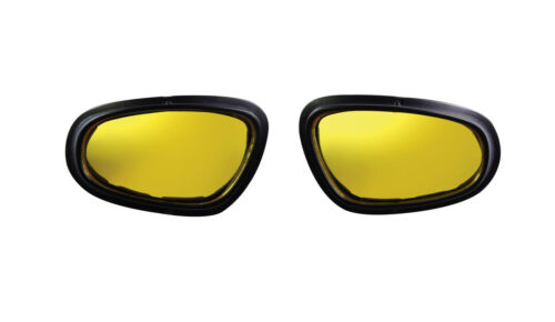 Interchangeable Yellow /& Smoke Lenses Rothco Tactical Optical System Goggles