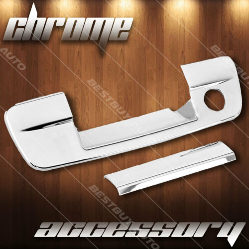 For 2015-2018 Ram ProMaster City Chrome Tailgate Handle Cover