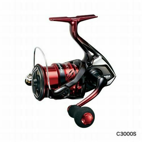 Shimano 18 Sephia BB C3000-S Spinning Reel New