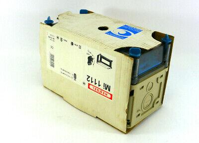 Hensel Automatengehäuse Mi 1112 | 9819509 | Maße L30 X B 15 X H 17,5cm Hoher Standard In QualitäT Und Hygiene