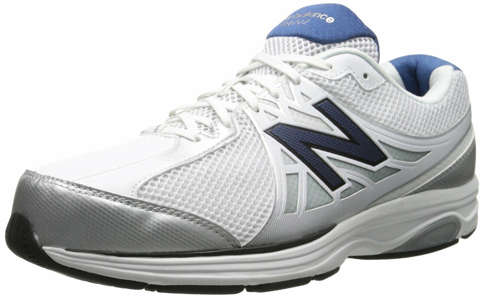 2070fd56f New Balance Men s MW847V2 shoes Navy 9 D US White Walking nwkili8266 ...