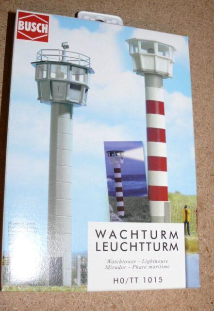 SH Busch 1015 Beobachtungsturm DDR in HO / TT