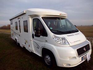 Motorhome Fleurette/Migrateur 72 EZ 4/09 HU/Gas 10/2020 upscale furnishings