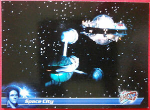 Terry-Nation-039-s-BLAKE-039-S-7-Card-31-Space-City-Unstoppable-Cards-2013