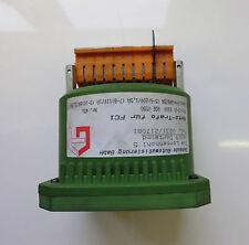 Transformator Netz Trafo 230V Sec. 24V 5A 20V 1,5A 11V 1A 8V 0,5A Transformer