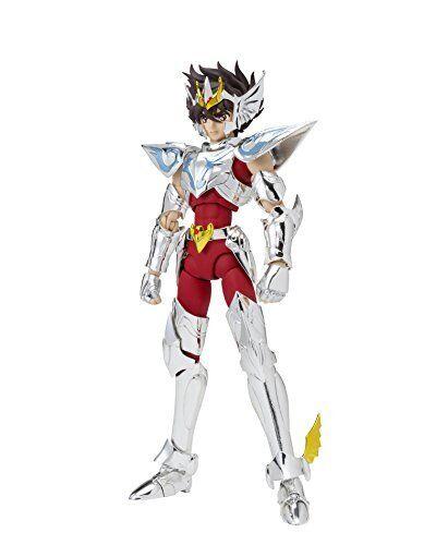 BANDAI SPIRITS Saint Seiya Saint Cloth Myth Pegasus Seiya Figure ABS/&PVC F//S