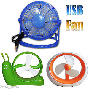 New Mini Portable Usb Or Battery Powered Soft Fan Blade