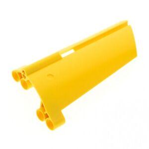 1x-Lego-Technic-Panele-gelb-gross-lang-Loch-klein-Fairing-20-A-8376-8651-44350