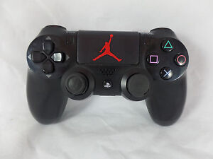 Details about PS4 Playstation 4 Controller Michael Jordan jumpman TOUCHPAD  Decal Stickers