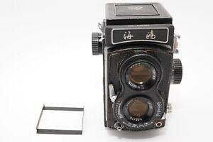 [EXC+5 CLA'd] Seagull 4B-I SA85 TLR Camera / 75mm f/3.5 w/ 6x4.5 Adapter Japan