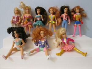 Playmates-Swans-Crossing-Newlifier-Doll-Lot-of-9-Action-Figure-5-034