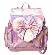 Banned Nyla Petrol Rainbow Kawaii Backpack