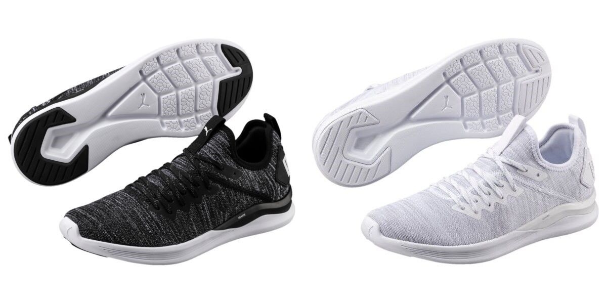 Puma Ignite Flash evoKNIT Lifestyle Fitness Sneaker Schuh Sockenschuh 39-48.5