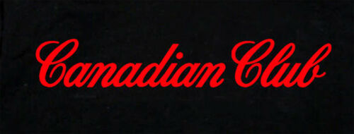Black Hoodie Club Promo Gildan 50 // 50 Blend Canadian Club Concert Bar
