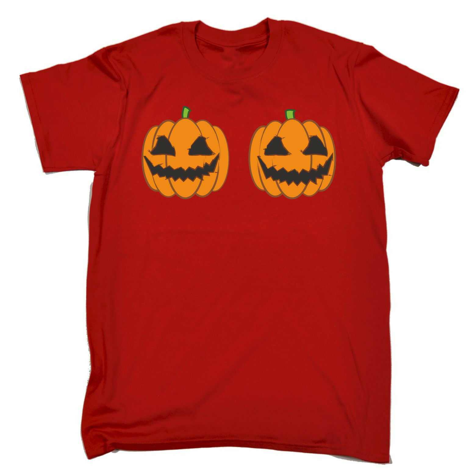 Halloween Pumpkin Boobs HOODIE Evil Breast Joke Rude Dead Funny birthday gift