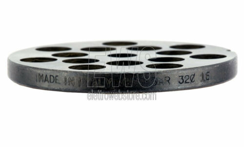 Piastra compatibile per tritacarne elettrico n.32 REBER