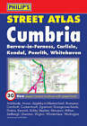 Philip's Street Atlas Cumbria: Pocket Edition by Octopus Publishing Group (Paperback, 2008)