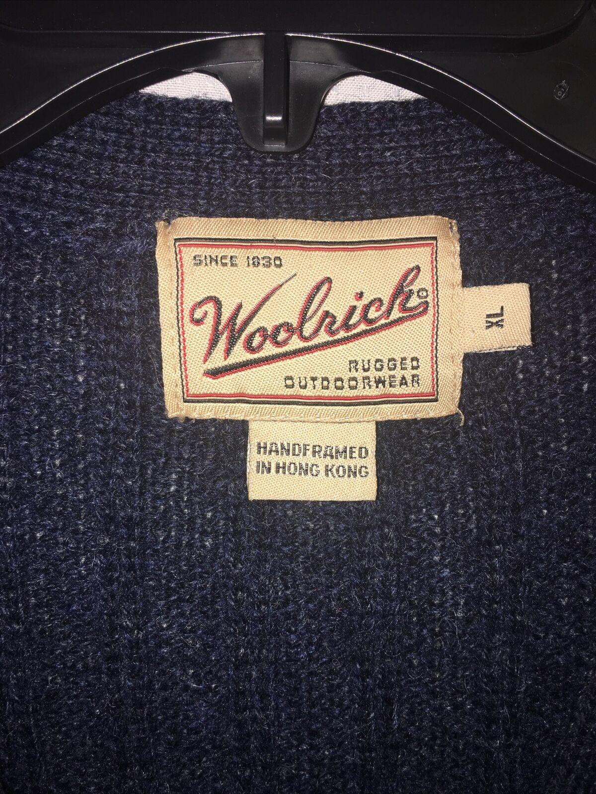 Vintage Woolrich Sweater Vest - image 3