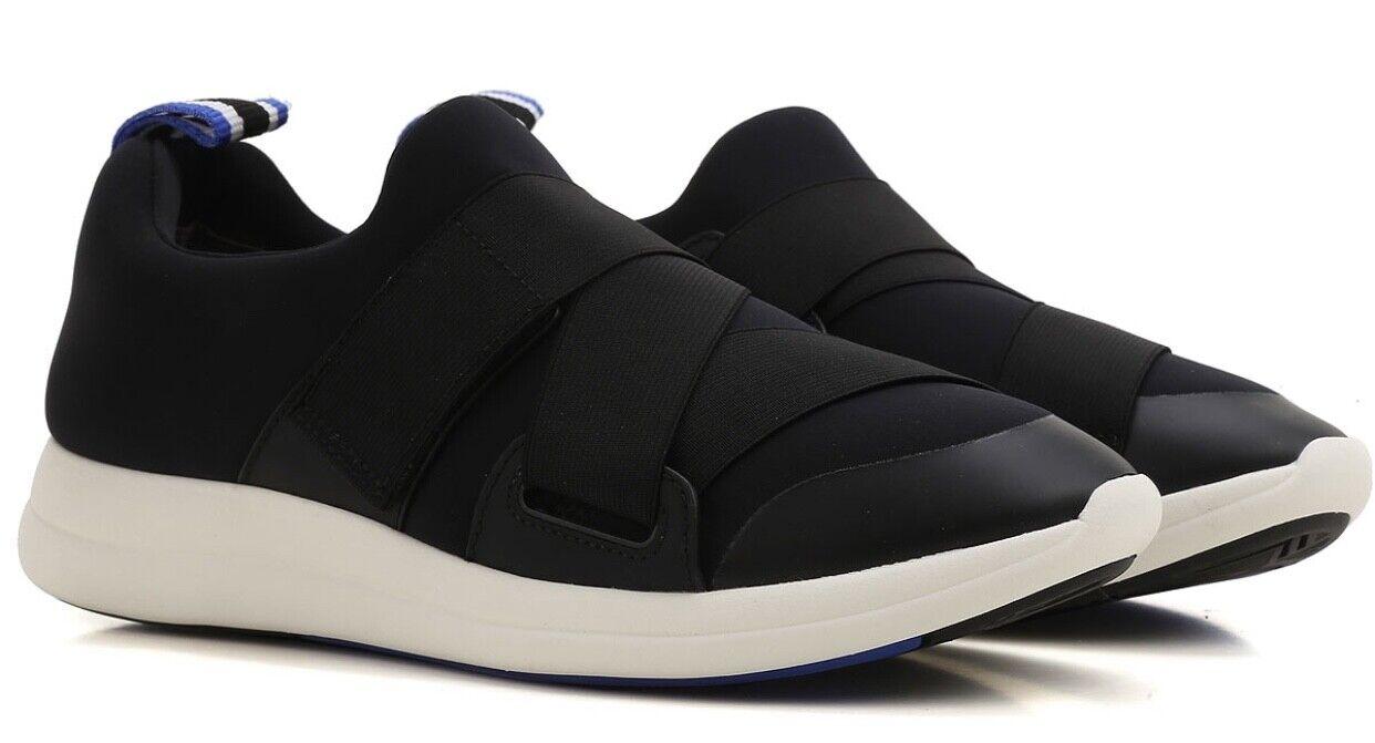 Tory Burch New nero Elastic Strap Neoprene scarpe da ginnastica   228 Dimensiones 6.5 RUNS SMALL  risparmia il 60% di sconto