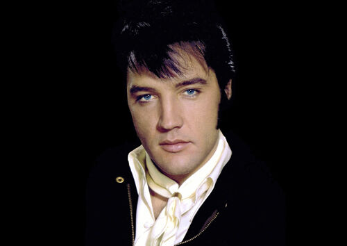 Elvis Presley 11 - music icon legend - superstar - rock n roll  - A4 - A3 Poster