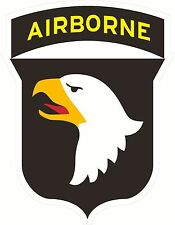 US Army 101st Airborne Division Decal Sticker Military