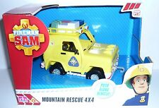 Fireman Sam Mountain Rescue 4 x 4 Jeep